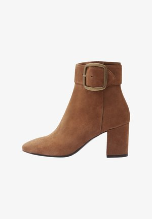JIL - Bottines - brown