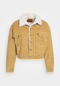 Levi's® - NEW HERITAGE TRUCKR - Giacca invernale - iced coffee - 5