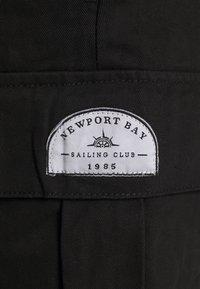 Newport Bay Sailing Club - Shorts - black - 5