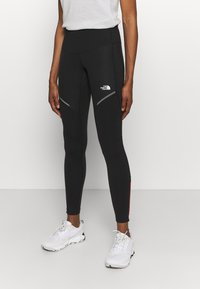 The North Face - SPEEDTOUR TRAINING PANT  - Leggings - black - 0