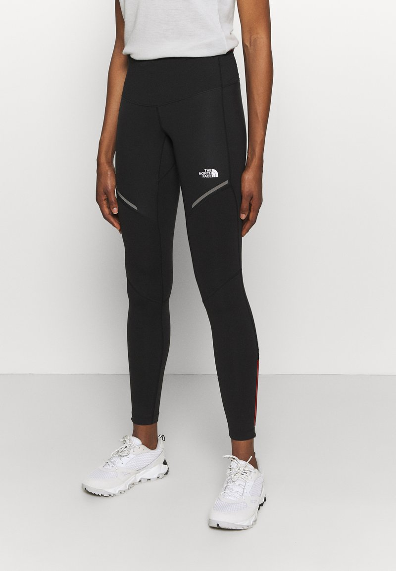 The North Face - SPEEDTOUR TRAINING PANT  - Leggings - black