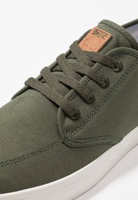 Timberland - UNION WHARF - Trainers - dark green - 5