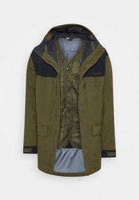 Norrøna - GORE-TEX OUTDOOR COAT - Winter jacket - khaki - 5
