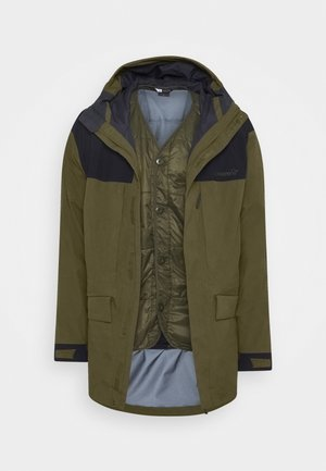 GORE-TEX OUTDOOR COAT - Winter jacket - khaki