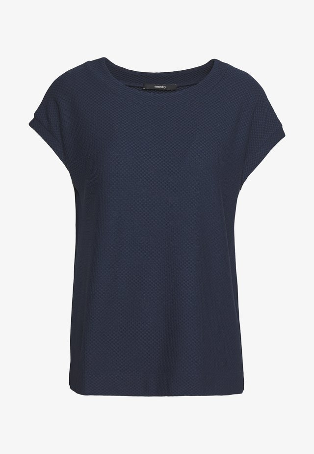 ULITA - Basic T-shirt - smart blue