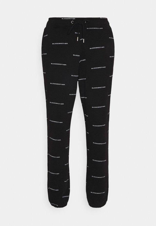 WESTERN - Pantaloni sportivi - black