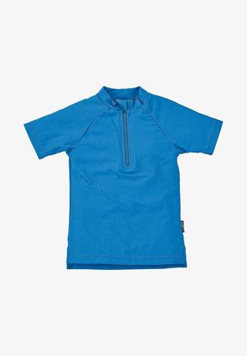 BADEMODE - Rash vest - blue