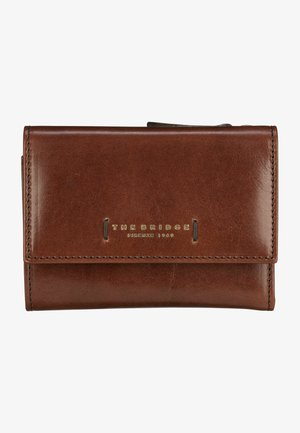 BIANCA  - Wallet - marrone/oro