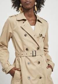 Vila - VIMOVEMENT - Trenchcoat - beige - 4