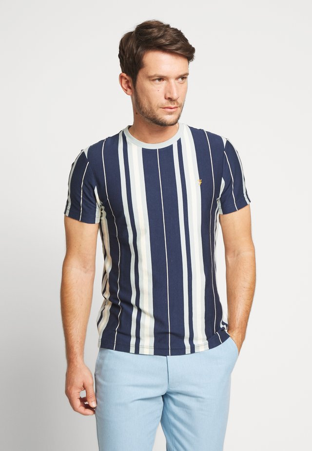 COPPARD TEE - T-shirt med print - yale