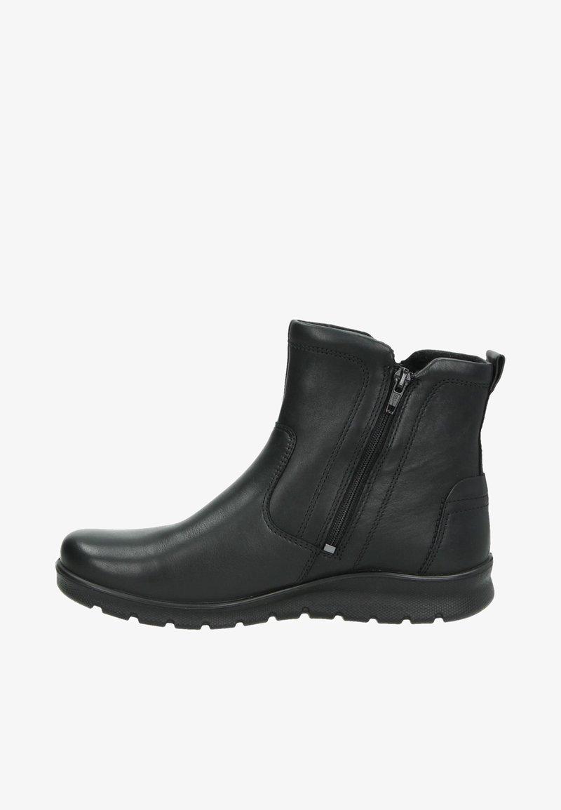 ECCO - Kotníková obuv - zwart