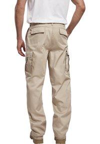 Brandit - Cargo trousers - beige - 3