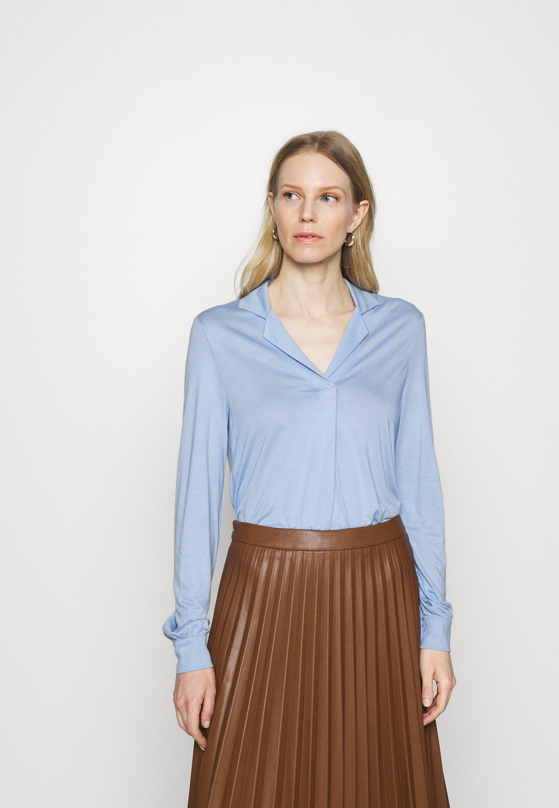 Women LAPEL COLLAR - Polo shirt