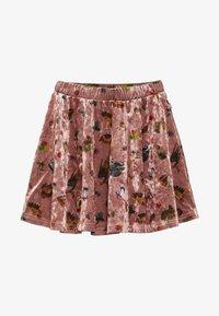 Lemon Beret - SMALL GIRLS SKIRT - Mini skirt - english rose - 2