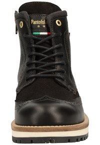 Pantofola d'Oro - Botines con cordones - black - 5