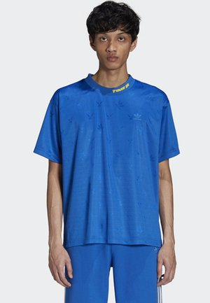 NINJA TEE - T-shirt print - blue