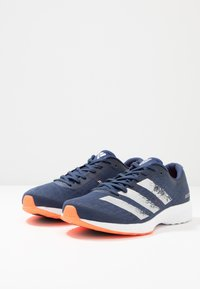 adidas Performance - ADIZERO RC 2 - Laufschuh Wettkampf - tec indigo/silver metallic/dash grey - 2