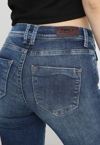 ONLY - ONLSHAPE - Jeans Skinny Fit - dark blue denim - 5