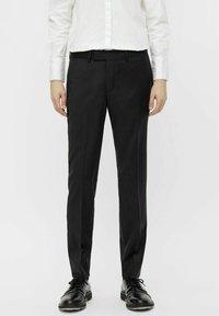 J.LINDEBERG - GRANT - Pantaloni eleganti - black - 0
