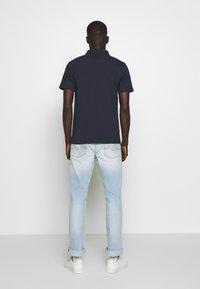 Filippa K - SOFT - Polo shirt - deep blue - 2