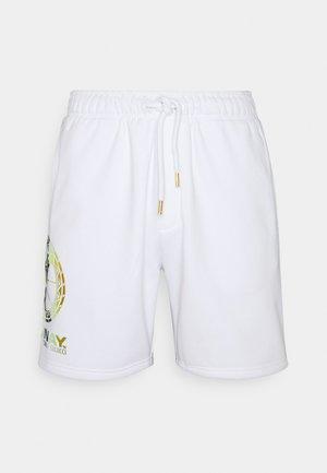 IRISIERENDEM PRINT UNISEX - Shorts - white