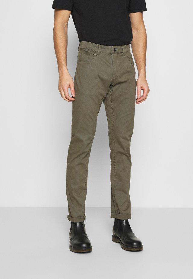 ALLAN - Trousers - army