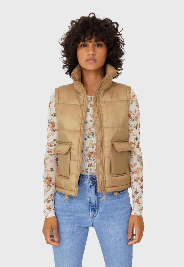 Veste - light brown
