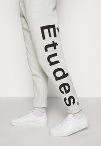 Études - TEMPERA UNISEX - Pantaloni sportivi - heather grey - 3