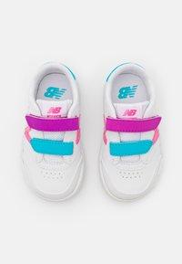 New Balance - IVCT60KL UNISEX - Sneakers laag - white/lolipop - 3