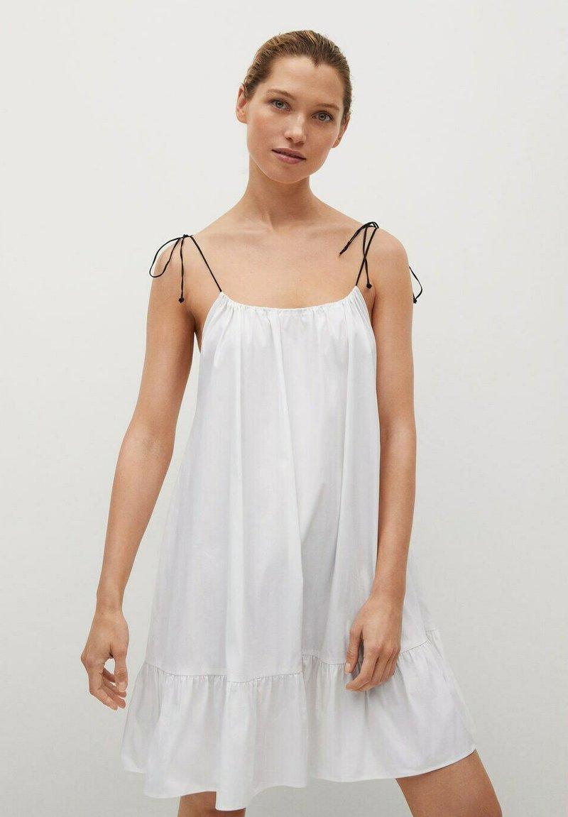 Mango - Day dress - offwhite
