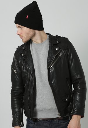 NEW SLOUCHY - Čepice - regular black