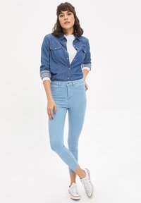 DeFacto - Jeans Skinny Fit - blue - 3