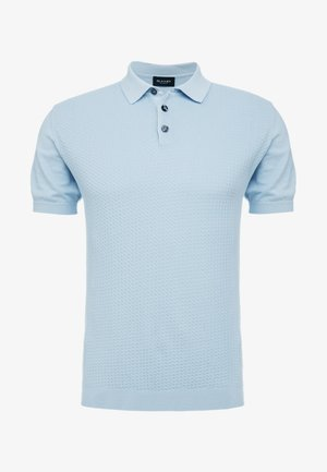 RETRO - Polo - blue