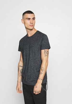 ESSENTIAL JASPE TEE - T-shirt - bas - black