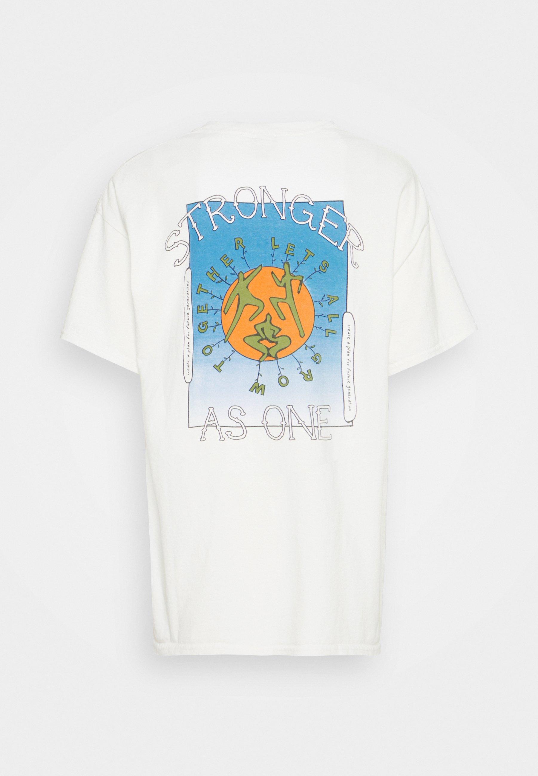 Men STRONGER TEE UNISEX  - Print T-shirt