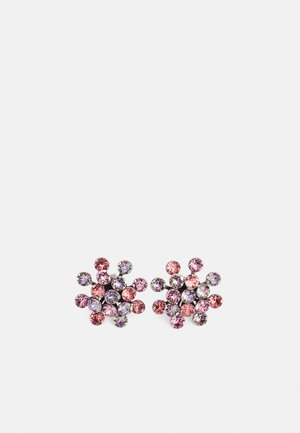 MAGIC FIREBALL - Earrings - pink/lila