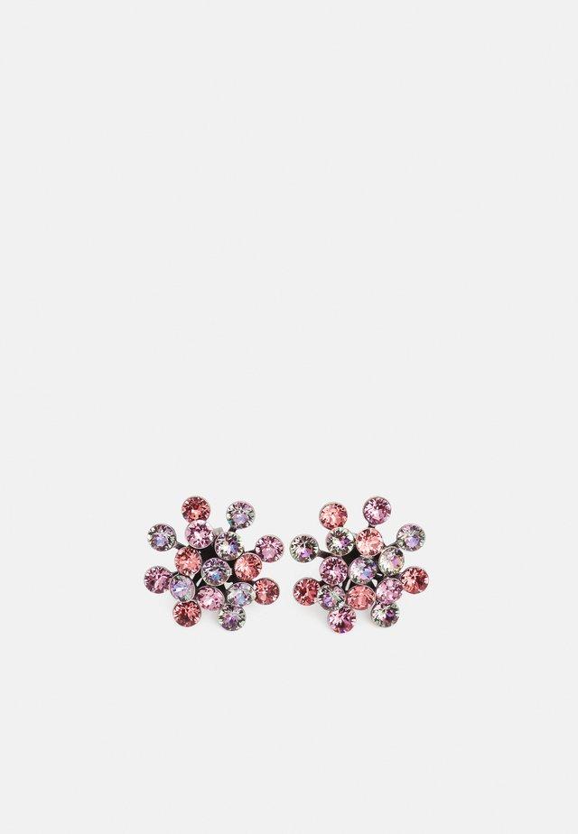 MAGIC FIREBALL - Örhänge - pink/lila