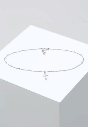 CROSS BASIC - Necklace - silver-coloured