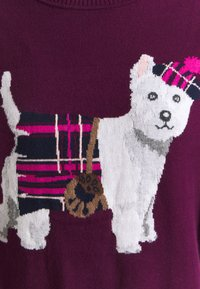 Tom Joule - MIRANDA - Jumper - purple dog - 2