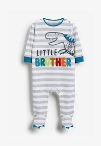 Next - LITTLE BROTHER - Sleep suit - blue - 0