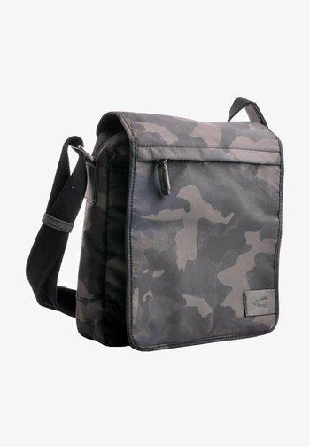 WATERLOO  - Across body bag - camouflage