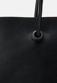 Gina Tricot - TAMILA - Shopping bag - black - 4