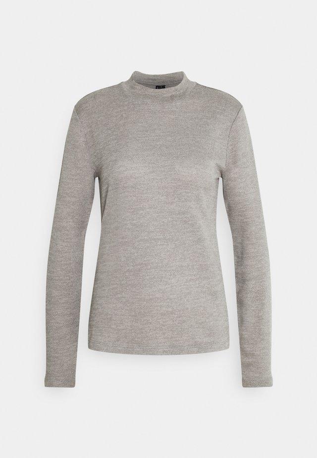VMSYLVIA - Sweter - medium grey melange