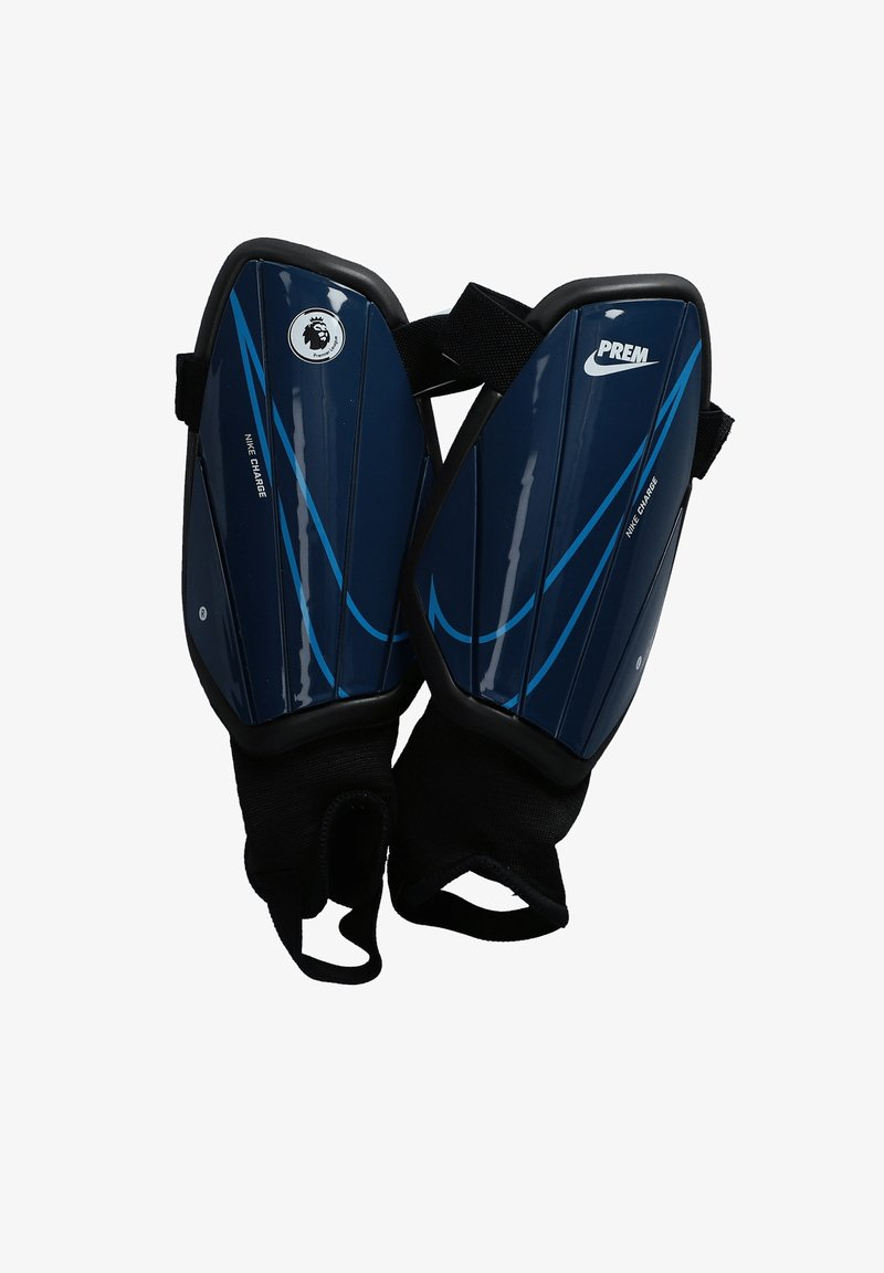 Nike Performance - EQUIPMENT - SCHIENBEINSCHONER PL CHARGE SCHIENB - Shin pads - blau