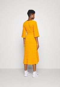 Monki - AMANDA DRESS - Day dress - orange - 2