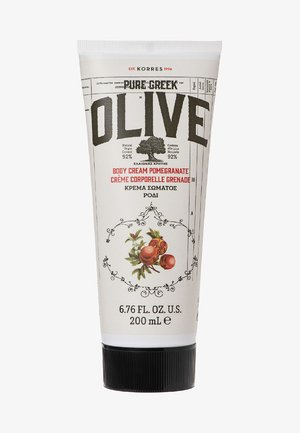 OLIVE & POMEGRANATE BODY CREAM - Hydratatie - -