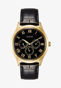 Guess - MENS TREND - Ure - black/gold-coloured - 1