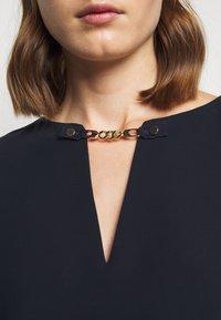 Claudie Pierlot - RIOPA - Shift dress - marine - 6