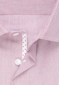 Seidensticker - SLIM - Formal shirt - rot - 4