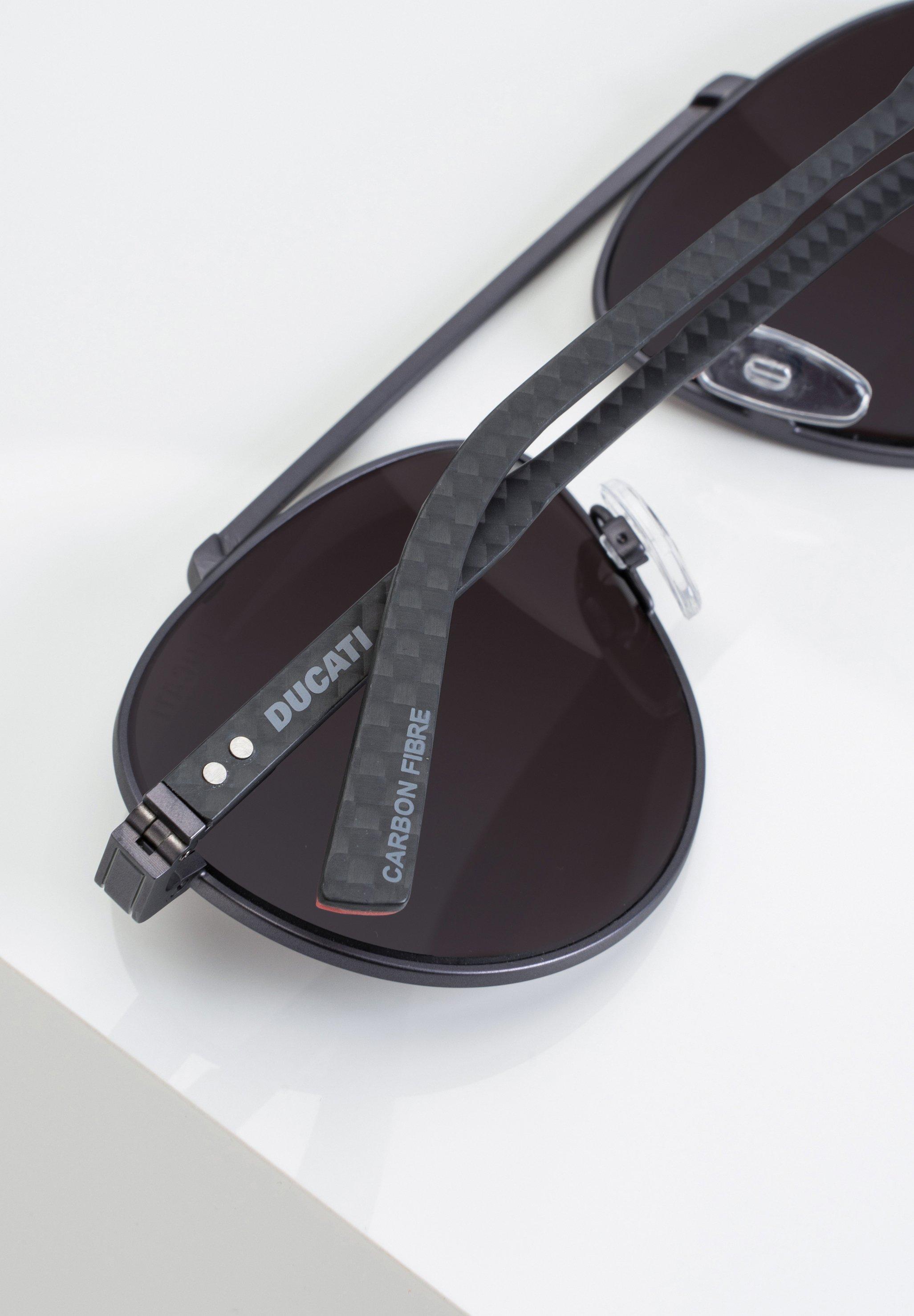 DUCATI Eyewear Sonnenbrille - dk.gun/schwarz - Herrenaccessoires HrgjA